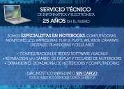 Serviciotécnico informático especialistas en pymes