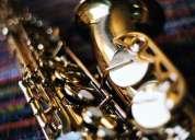 Clases de saxofon, guitarra y teorias musicales.