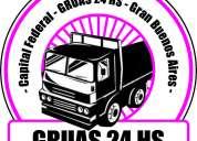 Servicios de gruas 4460-6364 traslados al interior
