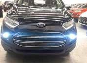 Nueva ford ecosport con bonific de $6.000 intregrando $76.000 cuotas