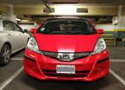 Vendo honda fit ex mt manual