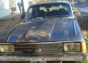 Vendo excelente ford falcon *87 con gnc.