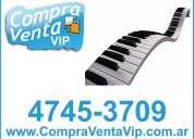Compra venta de teclados compro teclado 47452606