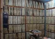 Compro discos de pasta y vinilo