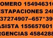 Gasista (45842887) parque chas {1537274907] plomero