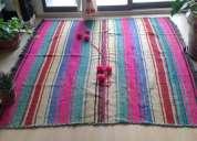 Telares de humahuaca (ideales para usar como alfombras, mantas, pies de cama, para el sofá, etc..)