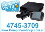 Compra venta de consolas de video juegos compro vendo consola 4745-2606