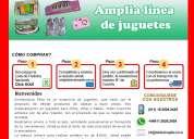 Distribuidora mayorista de juguetes envios a catamarca distribuidora pilita juguetería online
