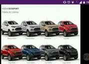 Vendo o permuto plan ovalo ford ecosport,contactarse!