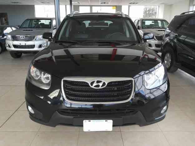 Excelente Hyundai Santa Fe 2.2 CRDI AT 2010