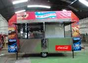 Trailers gastronomicos / carros de comida /food truck