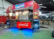 Trailers gastronomicos / food truck / carro de comidas