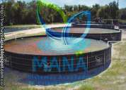 Construir un estanque para cría de peces