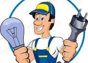 * electricista matriculado * en almagro 4821-3712 las 24 *horas*