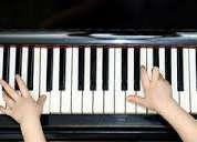 Clases de piano especializadas para niÑos