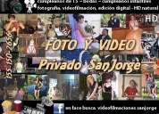 Foto y video fiestas eventos 15años casamientos pantalla gig book
