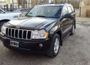 Excelente jeep grand cherokee crd limited 2006