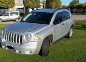 Excelente jeep compass limited 2008, caja manual