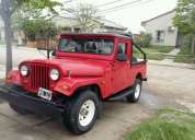 Excelente jeep ika pick up