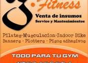 Dg fitness venta, service y mantenimientos para gym y centros de pilates