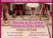 clases de danza clásica para adultos principiantes desde cero en almagro