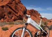 Pedi tu emov bicicleta electrica