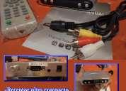 Antena Plana RCA Modelo ANT1400 - Permite ver HD