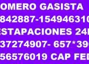 Gasista chacarita (45842887) plomero {1549463107} urgencias