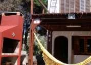 Uruguay la paloma frente a la playa 3 casas confortables, veni a descansar en familia  desde 80 dls