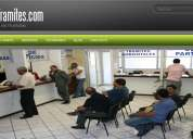 Tramites en peru por internet - servicio al extranjero