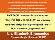 Lic elizabeth biramontes en colegiales  llamenos *15-4088-9241*