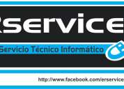 Erservice- servicio tÉcnico informÁtico pc, notebook netbook, aio