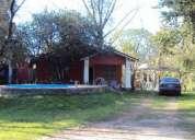 Vendo excelente casa quinta o permuto por departamento