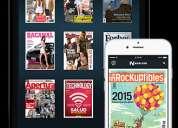 Muchas revistas en nubleer.com, el netflix de las revistas