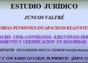 Jubilaciones-pensiones- derecho sucesorio.tel152244101