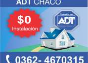 0362-4670315 contratar adt en chaco