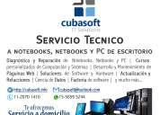 Servicio tecnico a netbook notebook y pc. precios negociables!!