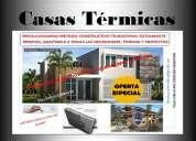 Viviendas termicas-monoliticas-construccion tradicional