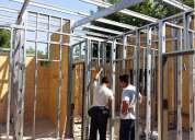 Construccion en seco steel frame casas