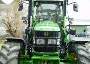 Magnífico tractor john deere 5100r año 2013