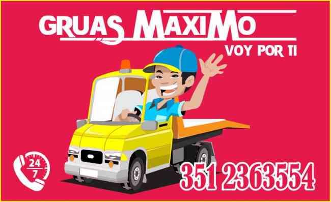 servicio de traslados gruas de auxilio en cordoba 351 2363554