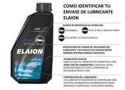 Oportunidad! aceite elaion f50 100 sintetico alta performance 5w 40 4lts