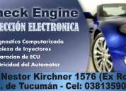Electricidad del automotor e inyeccion electronica