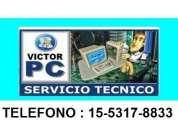 Villa lugano - tecnico de pc y notebooks a domicilio en villa lugano