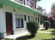 Villa gesell. vendo complejo turistico de 6 unidades con cochera
