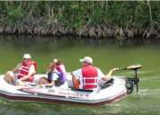 Excelente motor minnkota 30 lbs endura ideal bote