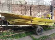 Vendo bote amarillo