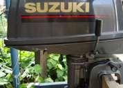 Excelente motor suzuki 4 hp 2 tiempos