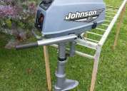 Excelente motor johnson 3.3 hp