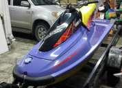 Vendo moto de agua yamaha